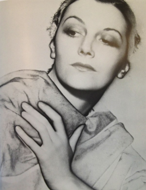 Lee Miller Man Ray Portrait