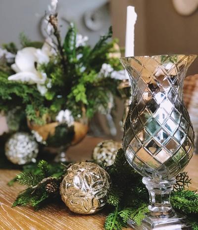 Inexpensive Mercury Glass Vases In Bulk