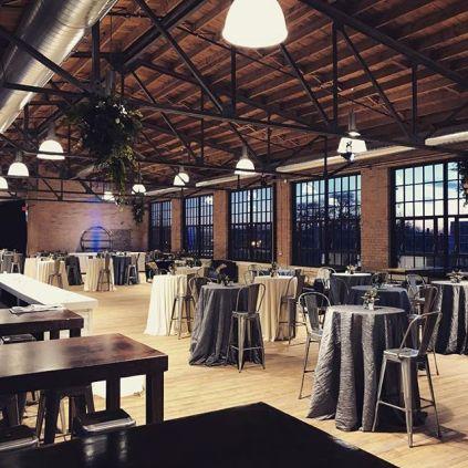 wedding venues in detroit - factorycorktown 1
