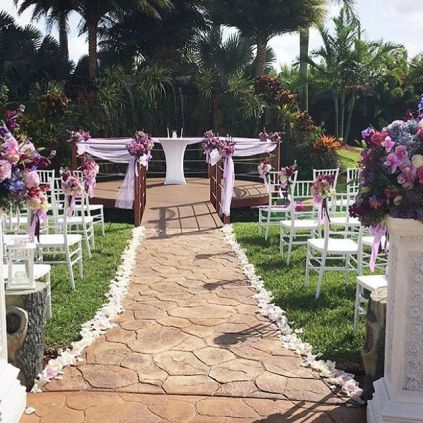 wedding venues in florida - Longan's Place 2