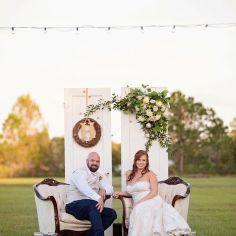 wedding venues in florida -The Enchanting Barn 1