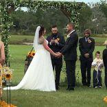 wedding venues in florida -The Enchanting Barn 3