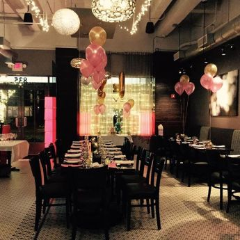Bridal shower venues long island- Revel Restaurant & Bar 6