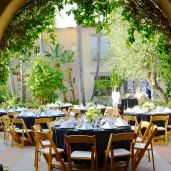 Inexpensive Wedding Venues in Orange County - The Green Parrot Villa 5