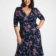 plus size dress to attend wedding