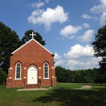 Wedding Venues in NC Under $1000 - Historic St. Marys Chapel