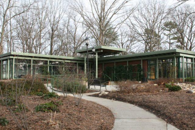 Wedding Venues in NC Under $1000 - Mahlon Adams Pavilion