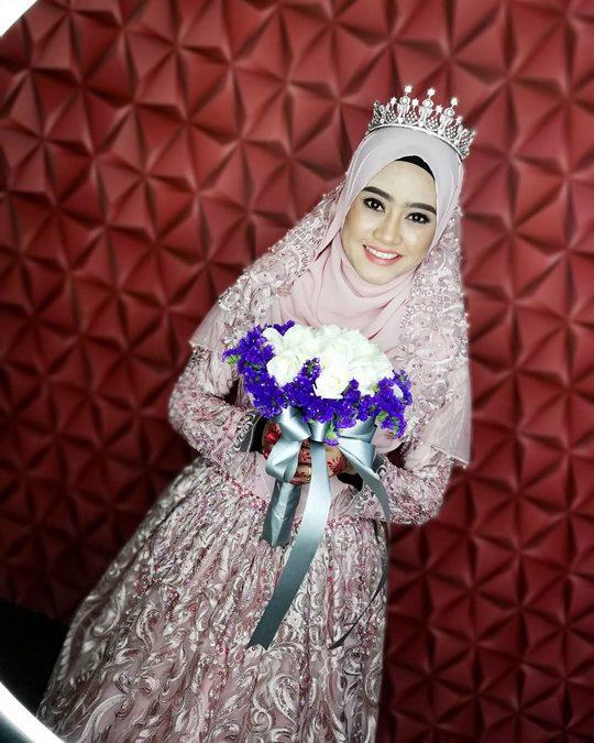 mua bridal makeup Shah Alam malaysia