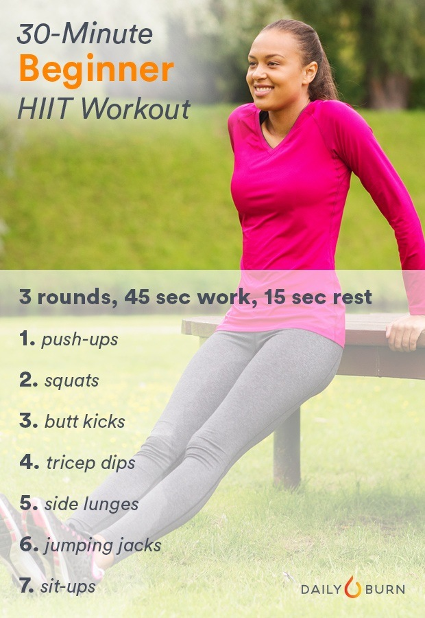 If You Perform This Quick Fat Burning Circuit Workout Daily You Will
