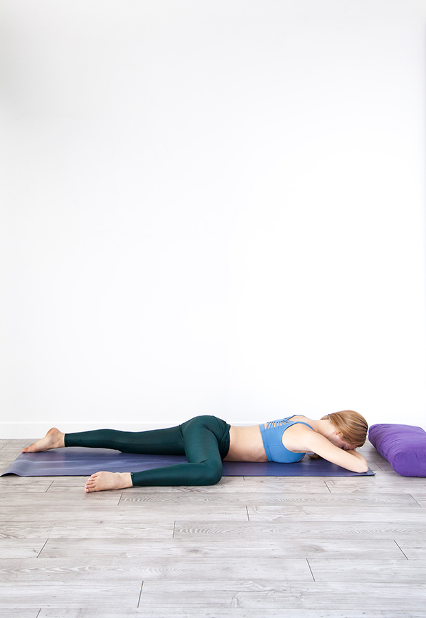 5 Restorative Yoga Poses to Ease Your Muscles And Your Mind