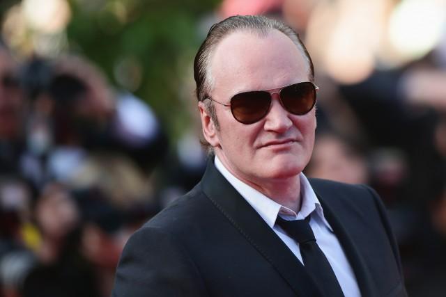 Quentin Tarantino Confederate flag is like swastika