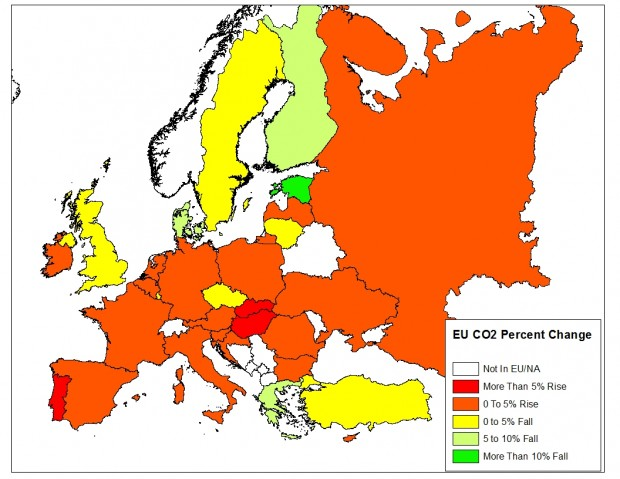 Source: Eurostat Data Complied And Mapped By DCNF