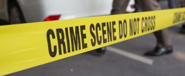 Crime scene tape, Prath, Shutterstock