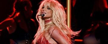 Britney Spears stripper pole