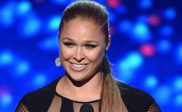 Ronda Rousey (Credit: Getty Images/Kevin Winter)
