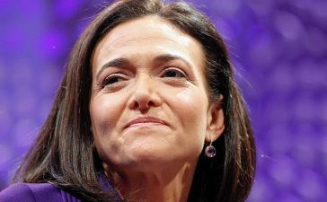 Sheryl Sandberg (Photo: Kimberly White/Getty Images for Fortune)
