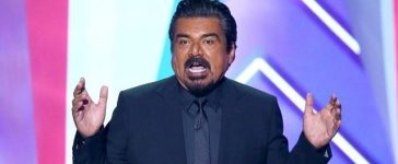 Host George Lopez speaks onstage during the 2016 TV Land Icon Awards at The Barker Hanger on April 10, 2016 in Santa Monica, California. (Photo by Mark Davis/Getty Images for TV Land)