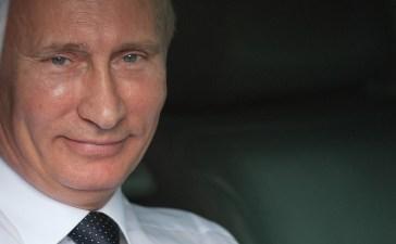 Vladimir Putin (Credit: Frederic Legrand - COMEO / Shutterstock.com)