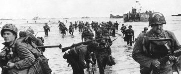 U.S. reinforcements land on Omaha beach during the Normandy D-Day landings near Vierville sur Mer, France, on June 6, 1944 in this handout photo provided by the US National Archives. On June 6, 1944, allied soldiers descended on the beaches of Normandy for D-Day - an operation that turned the tide of the Second World War against the Nazis, marking the beginning of the end of the conflict. Today, as many around the world prepare to commemorate the 70th anniversary of the landings, pictures of Normandy's now-touristy beaches stand in stark contrast to images taken around the time of the invasion. But while the landscape has changed, the memory of the momentous event lives on. Reuters photographer Chris Helgren compiled a series of archive pictures taken during the 1944 invasion and then went back to the same places, to photograph them as they appear today. Picture taken June 6, 1944. REUTERS/Cpt Herman Wall/US National Archives/Handout via Reuters