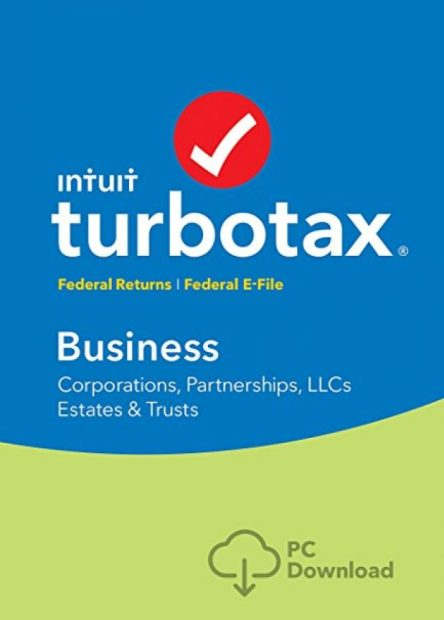 Normally $150, TurboTax Business is 30 percent off (Photo via Amazon)