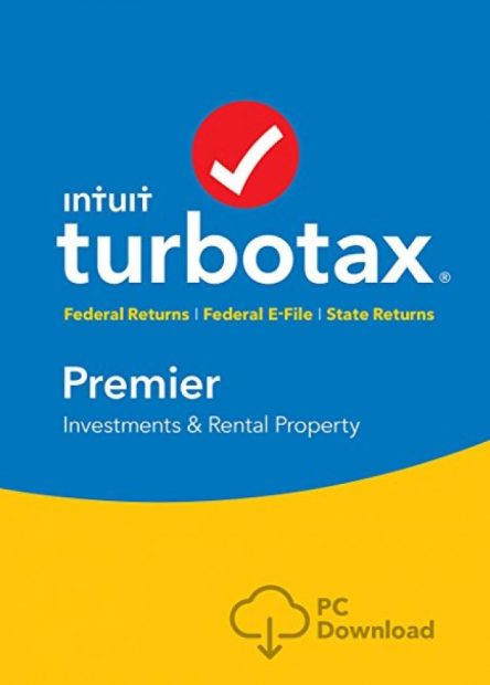 Normally $90, TurboTax Premier is 39 percent off (Photo via Amazon)