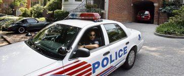 DC Police Car