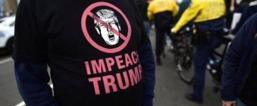 Demonstrators protest in response to President Donald Trump's refusal to make his tax returns public in Philadelphia, Pennsylvania, U.S. April 15, 2017. REUTERS/Mark Makela