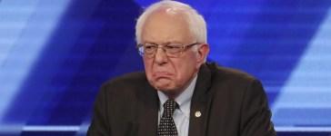 Bernie Sanders. Reuters/Carlo Allegri