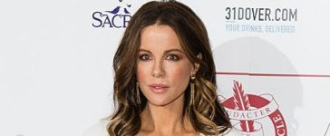 Kate Beckinsale attends The London Critic's Circle Film Awards at the May Fair Hotel on January 22, 2017 in London, United Kingdom. (Photo by Jeff Spicer/Getty Images)