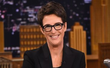 Rachel Maddow (Getty Images)