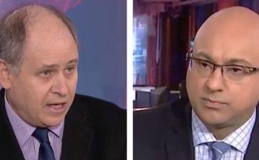 Jonathan Alter, Ali Velshi (MSNBC)