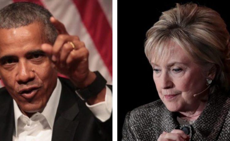 Barack Obama, Hillary Clinton (Getty Images)
