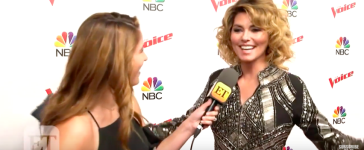 Shania Twain (photo by: YouTube Screenshot)