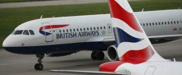British Airways planes at Heathrow in London, Britain May 27, 2017. REUTERS/Neil Hall