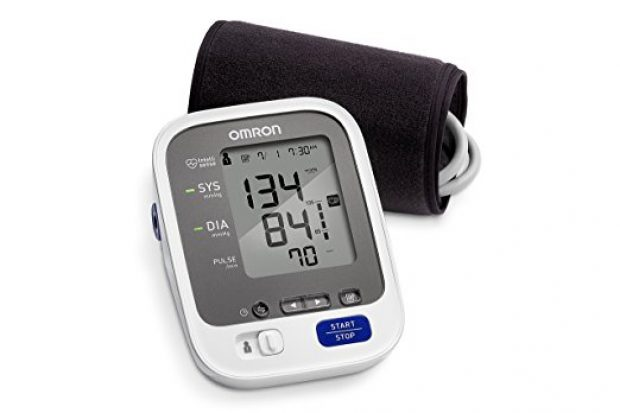 Normally $57, this blood pressure monitor is 29 percent off today (Photo via Amazon)