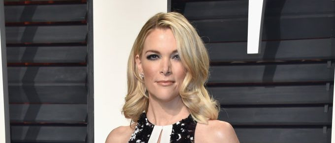 TV personality Megyn Kelly attends the 2017 Vanity Fair Oscar Party hosted by Graydon Carter at Wallis Annenberg Center for the Performing Arts on February 26, 2017 in Beverly Hills, California. (Photo by Pascal Le Segretain/Getty Images)
