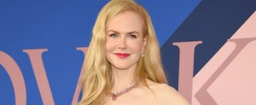 NEW YORK, NY - JUNE 05: Nicole Kidman attends the 2017 CFDA Fashion Awards at Hammerstein Ballroom on June 5, 2017 in New York City. (Photo by Dimitrios Kambouris/Getty Images)