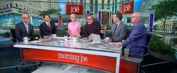'Morning Joe,' the worst show on television. (MSNBC: June 29, 2017)