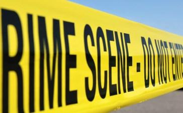 crime scene investigation tape Shutterstock.Bjoern Wylezich