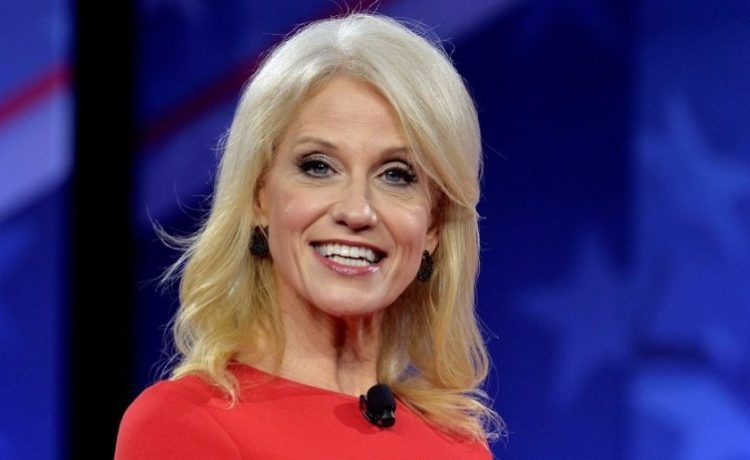 White House advisor Kellyanne Conway. (Reuters/Mike Theiler)