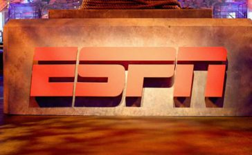 ESPN Logo (Credit: Getty Images/Robin Marchant)