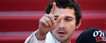 Shia LaBeouf (Getty Images)