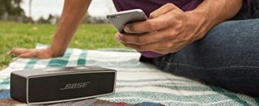 Such big sound from such a small speaker (Photo via Amazon)