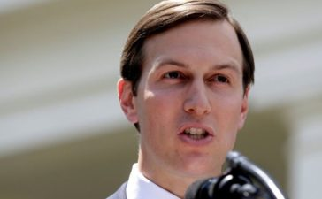 Senior Adviser to the President Jared Kushner speaks outside the West Wing of the White House in Washington, U.S., July 24, 2017. (Photo: REUTERS/Joshua Roberts)