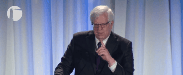 Dennis Prager speaks at the Family Policy Institute (Photo Credit: YouTube/Family Policy Institute of Washington)