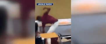 Milwaukee student punches teacher (Screen shot: YouTube/TODAY'S TMJ4)
