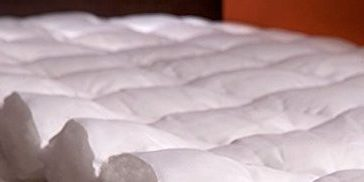 Mattress pad (Photo via Amazon)