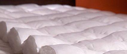 Mattress pad (Photo via Amazon)