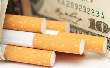Smoking is expensive (Photo via Shutterstock)