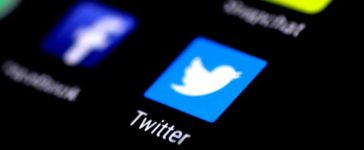 FILE PHOTO: The Twitter application is seen on a phone screen August 3, 2017. REUTERS/Thomas White/